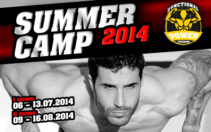 Functional Power Training Summer Camp 2014